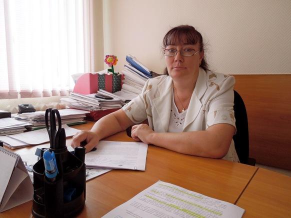 Полянина Ольга Петровна