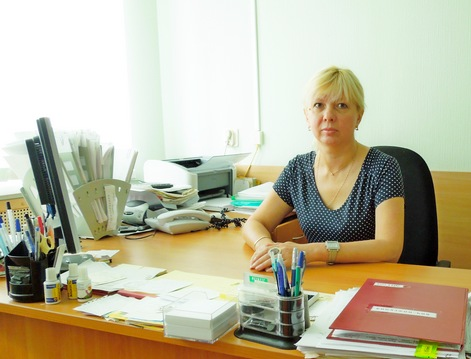 Хорунжая Елена Константиновна